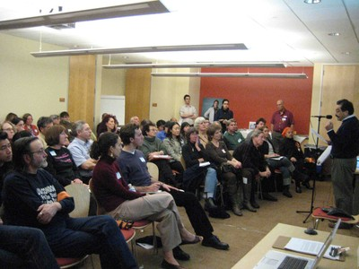 Presentation at the ACLU of Northern California, January 7, 2008 (1)