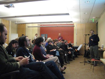 Presentation at the ACLU of Northern California, January 7, 2008 (2)