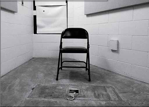 Interrogation Chair, Time Magazine