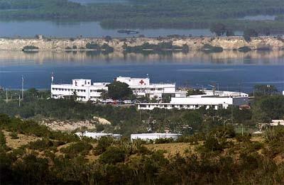 U.S. Naval Hospital at Guantanamo Bay
